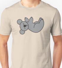 falling drop koala bear Unisex T-Shirt