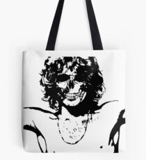 Jim Morrison Graphic T-Shirt Tote Bag