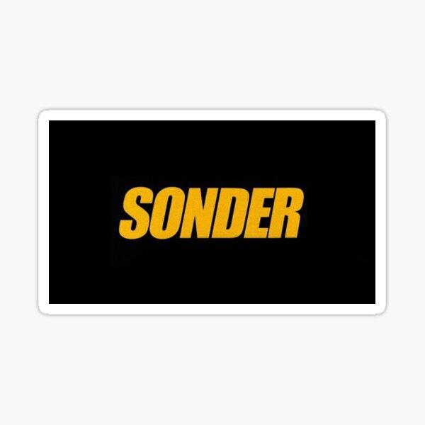 sonder/brent faiyaz  Sticker
