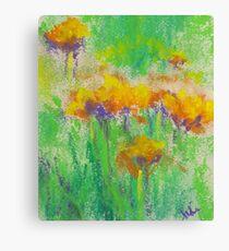 Spring (pastel) Canvas Print