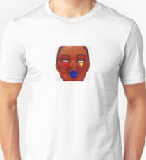 primary colors Unisex T-Shirt