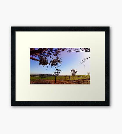 countrae Framed Print