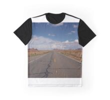 Road near Monument Valley Graphic T-Shirt