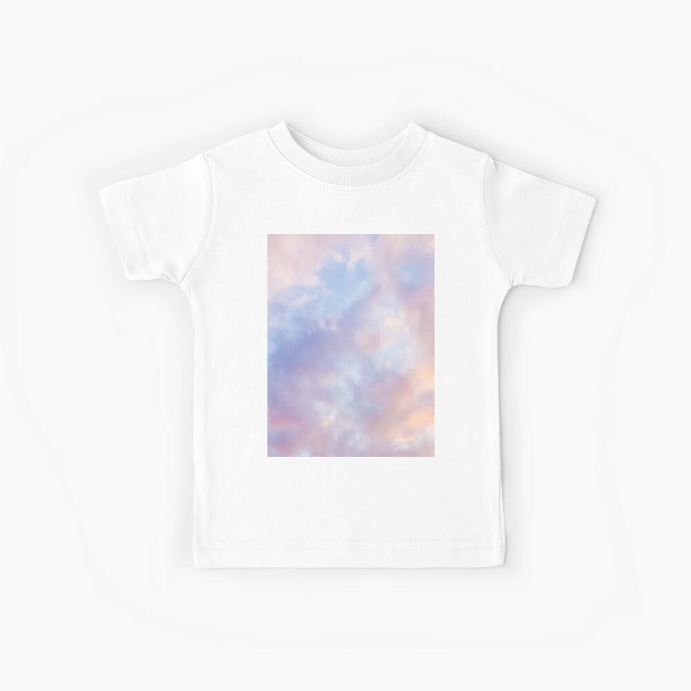 Pink sky Kids T-Shirt