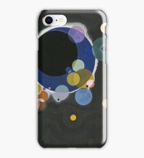 Kandinsky - Several Circles (Einige Kreise) iPhone Case/Skin