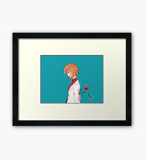 Detective Conan - Ai Haibara Framed Print