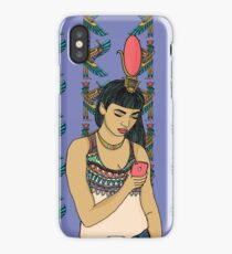 Goddess Isis iPhone Case/Skin