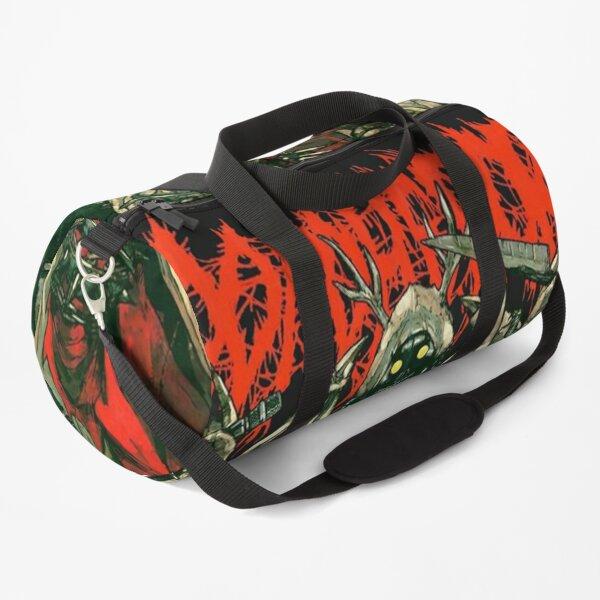 Dorohedoro Metal Duffle Bag