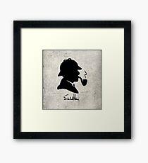 World's Greatest Detective Framed Print