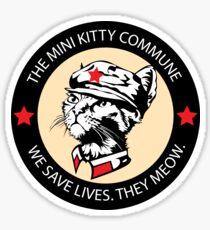 Chairman Meow - Patch Sticker