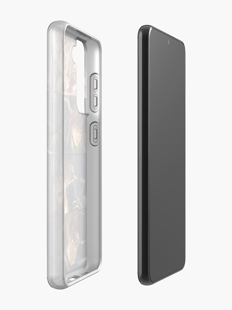 Alternate view of Gintama - Shura Samsung Galaxy Phone Case