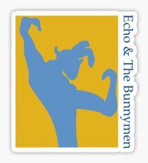 Echo & The Bunnymen Sticker