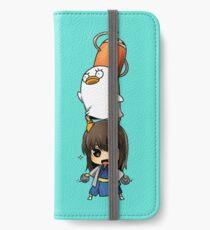 Gintama - ZURA TOWER iPhone Wallet/Case/Skin