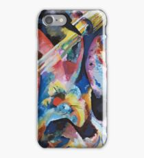 Kandinsky - Improvisation Deluge 1913  iPhone Case/Skin
