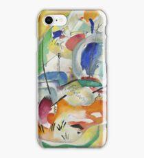 Kandinsky - Improvisation 31 iPhone Case/Skin