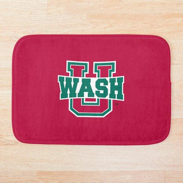 Washington St. Louis BEARS Washington University (Missouri) ST. LOUIS MO Bath Mat