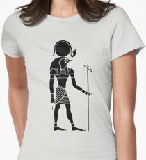 Egyptian God Ra Women's Fitted T-Shirt