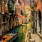 Shades of Venice by Brian Tarr