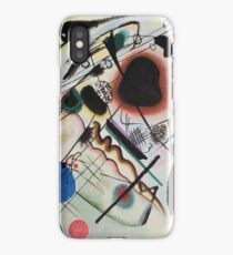 Kandinsky - Black Spot 1921  iPhone Case/Skin