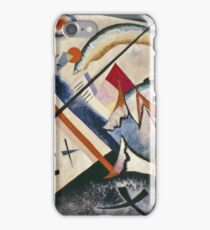 Kandinsky - White Cross iPhone Case/Skin