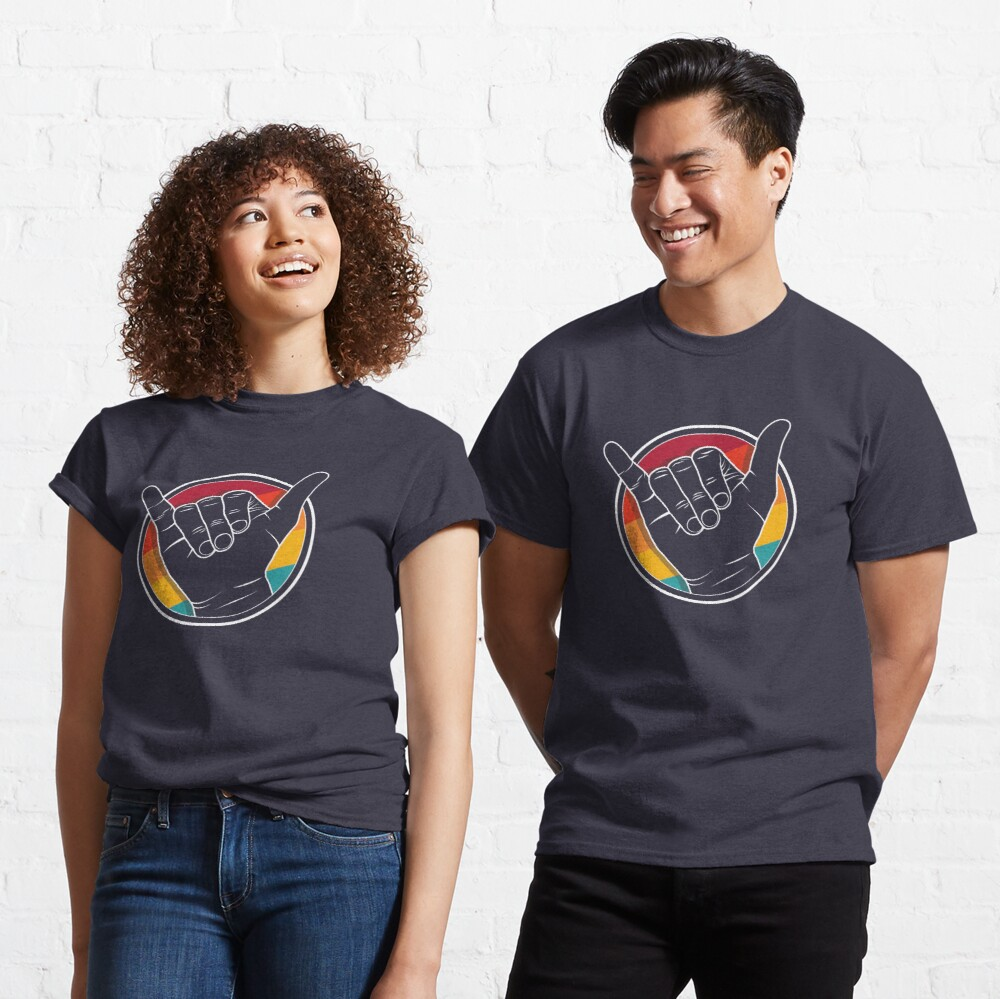 Vdub Greeting / wave - Aircooled Life Classic T-Shirt