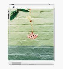 Hoya Blossom iPad Case/Skin