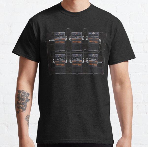 Boss Metal Zone - The Ultimate Guitar Pedalboard Classic T-Shirt
