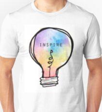 Inspire Lightbulb T-Shirt