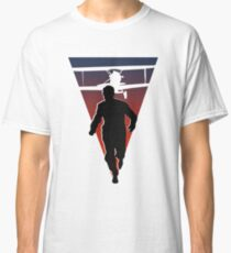 North By Northwest: Alfred Hitchcock + Cary Grant + plane = film classic Classic T-Shirt