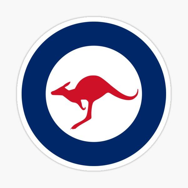 Royal Australian Air Force - Roundel Sticker
