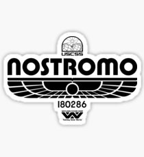 Nostromo Sticker