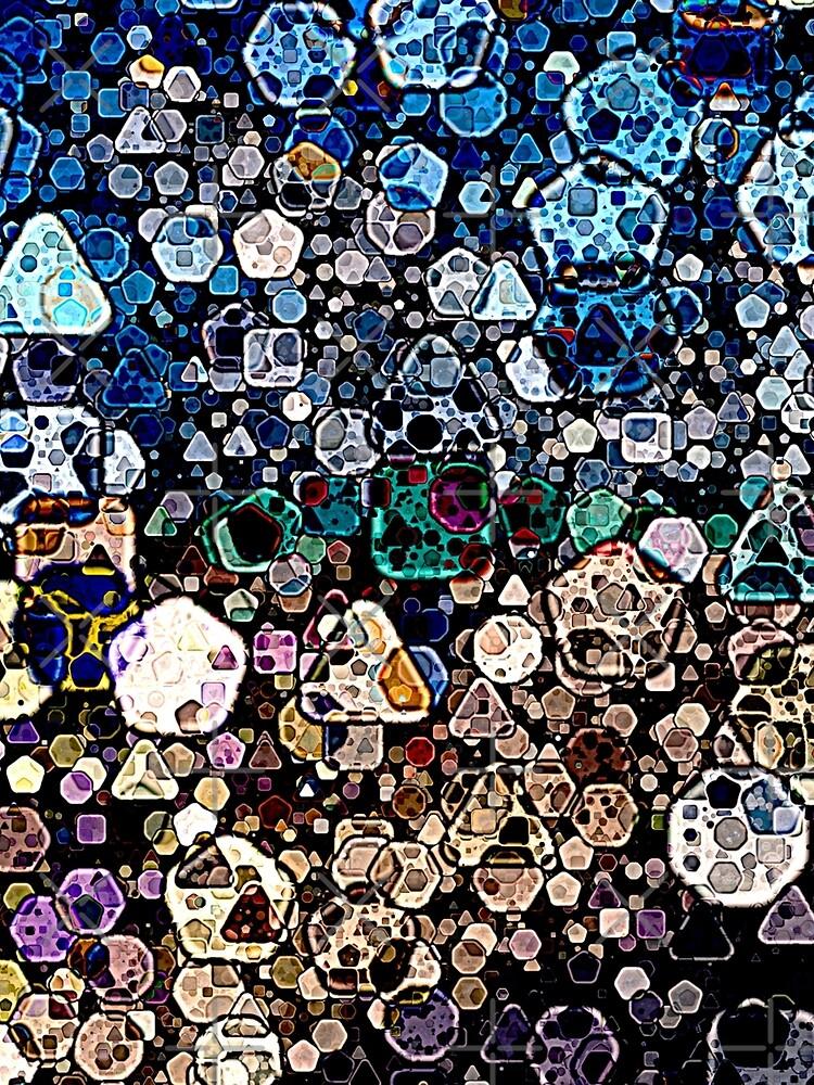 Formas geométricas abstractas de perkinsdesigns