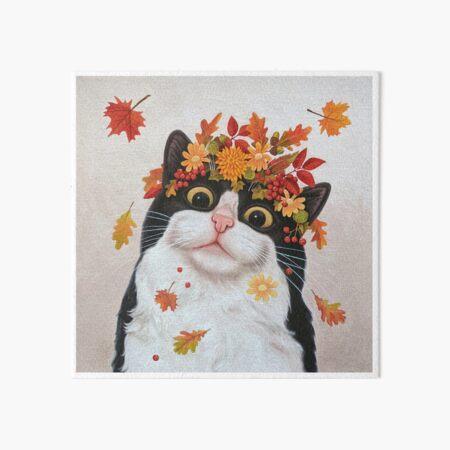 Autumn Art Board Print