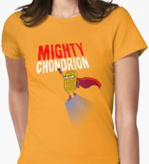 MIGHTY CHONDRION Women's Fitted T-Shirt
