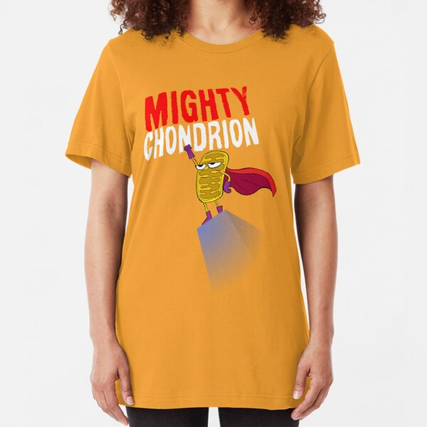 MIGHTY CHONDRION Slim Fit T-Shirt