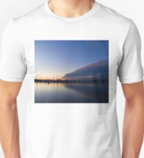 Peaceful Yachts and Sailboats T-Shirt