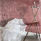 Venetian Umbrella by Madeleine Forsberg