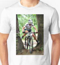 Artistic Speed Unisex T-Shirt
