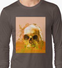 Golden Skull in Water T-Shirt