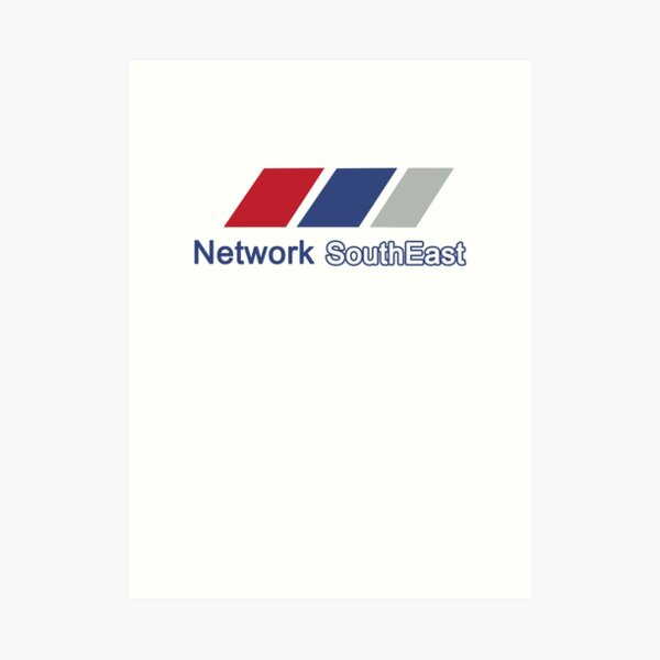 Network Southeast Art Print
