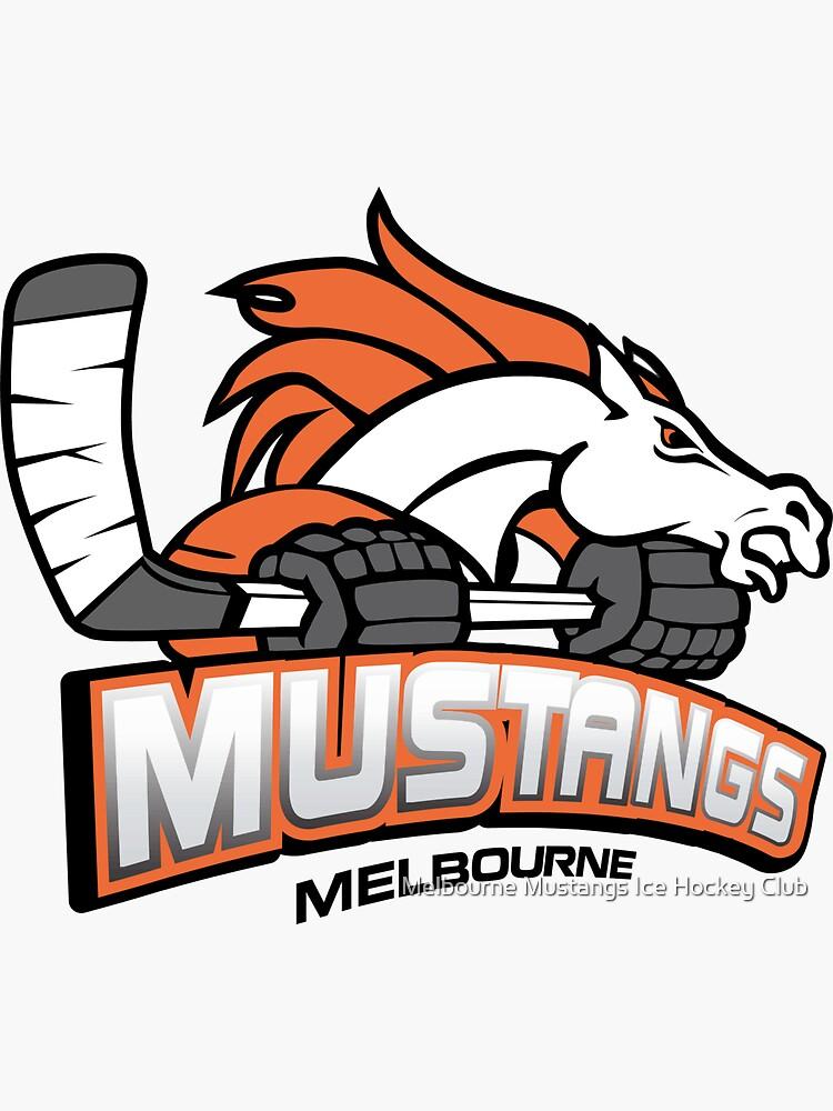 Original Logo - Black Outline by mustangs