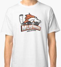 Original Logo - Black Outline Classic T-Shirt