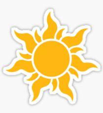 Sun Crest  Sticker