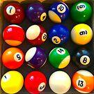 Pool Balls by NuclearJawa