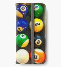 Pool Balls iPhone Wallet/Case/Skin