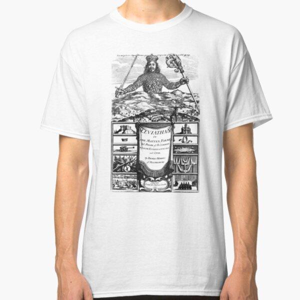 Leviathan (Thomas Hobbes) Classic T-Shirt