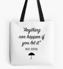 Mary Poppins - Alles kann passieren Tote Bag