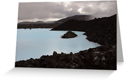 Iceland - Blue Lagoon Geo-Thermal Spa by renprovo