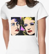 Whatever Happened To Baby Jane Hudson? Womens Fitted T-Shirt