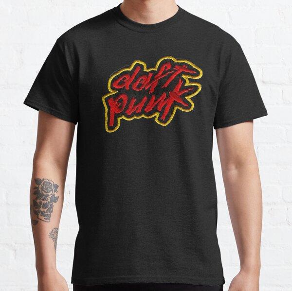 daft punk 2 Camiseta clásica